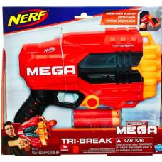 Nerf Hasbro Пистолет Мега Три-брейк